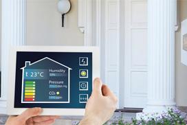 Intelligente Haussteuerung - SmartHome - Hausautomatisierung von heat-style LINHART