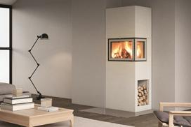 Holzbrandöfen - Heizkamine | Heizsysteme von heat-style LINHART