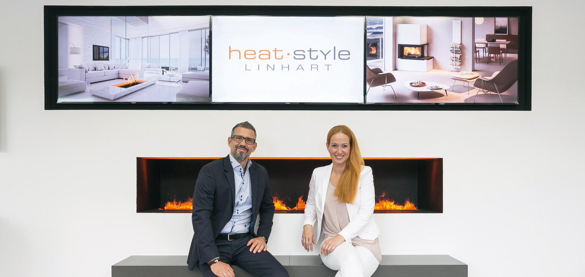 heat-style LINHART | Besuchen Sie uns im Schauraum