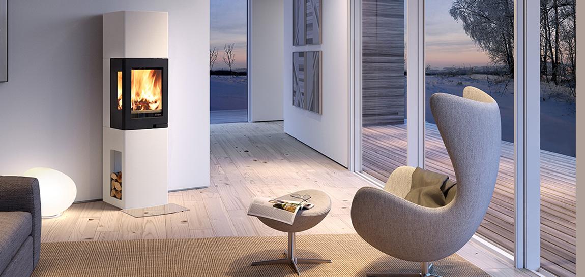 Holzbrandofen | Modell: Lisboa | heat-style LINHART Graz