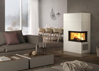 Holzbrandofen | Modell: Panama-L | heat-style LINHART Graz