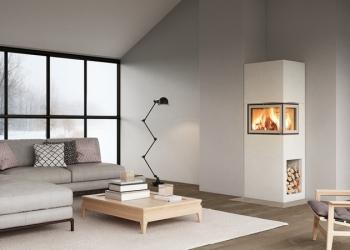 Holzbrandofen | Modell: Pisa | heat-style LINHART Graz