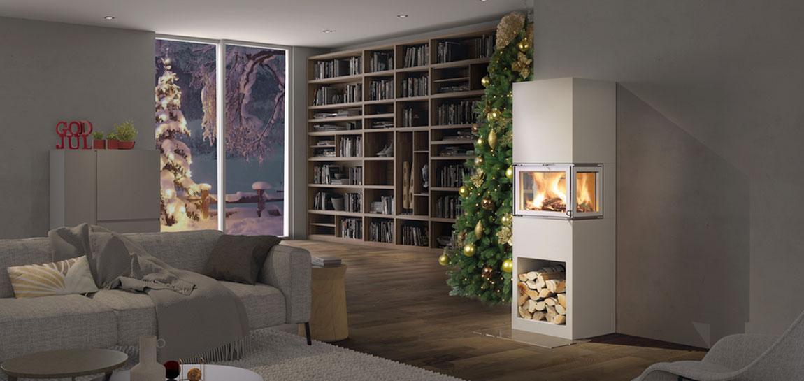 Holzbrandofen   Weihnachten   heat-style LINHART Graz
