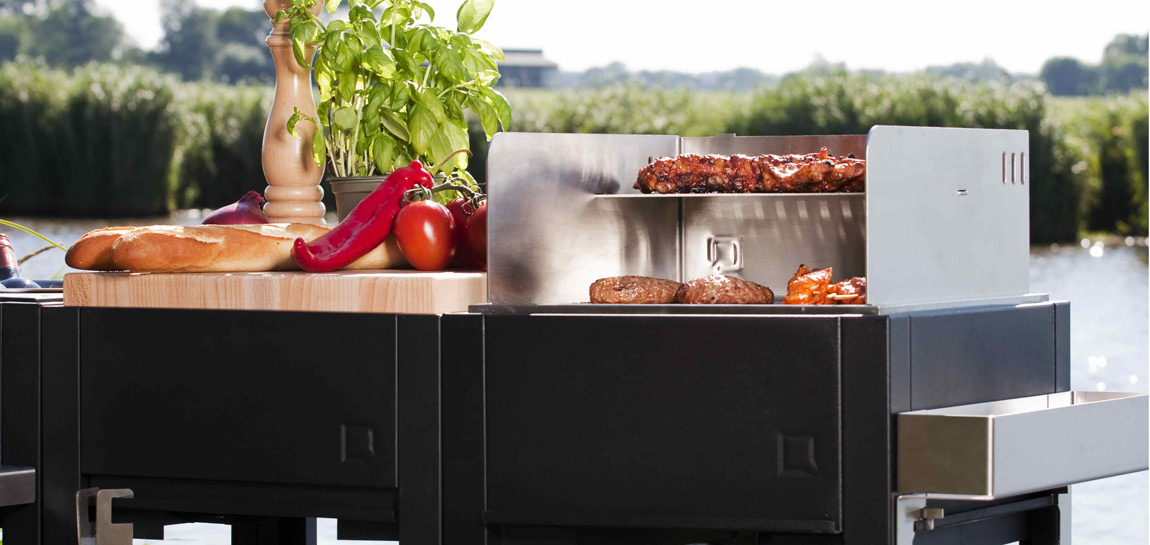 Outdoor Küche | Marke: oneQ | heat-style LINHART Graz